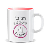 """TAZA PAI"" Taza color interior"